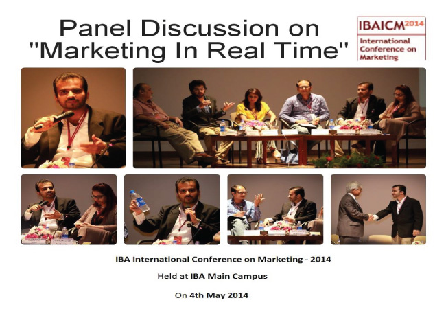 2nd IBA International Conference on Marketing (IBAICM)