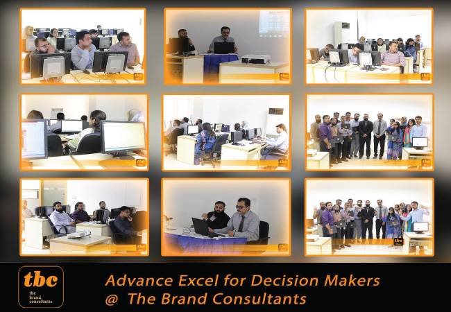 Advance Excel for Decision Makers