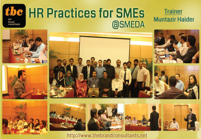 Better Human Resource Practices for SMEs