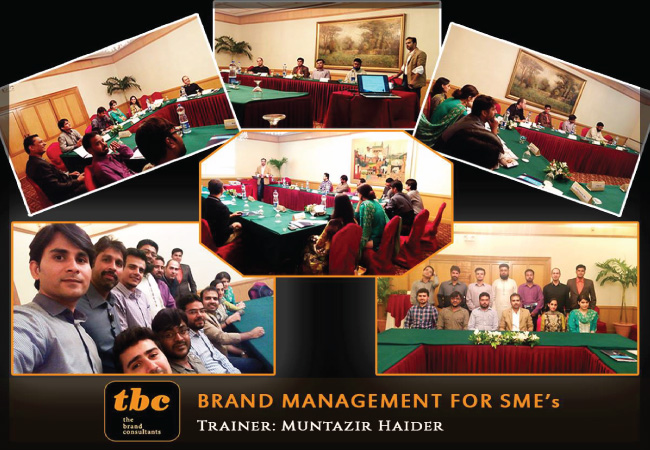 Brand Management for SMEs