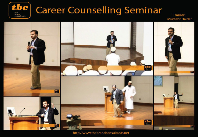 Career Counselling Seminar
