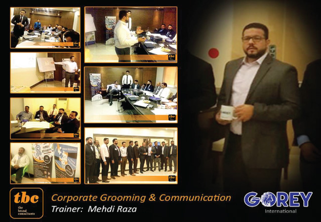 Corporate Grooming & Communication