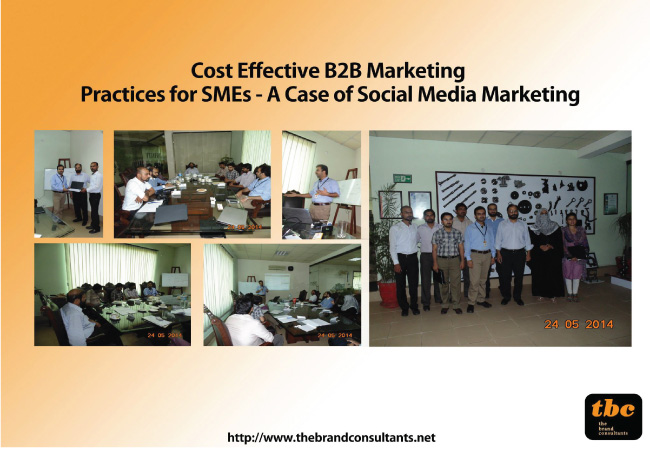 Cost Effective B2B Marketing Practices for SMEs