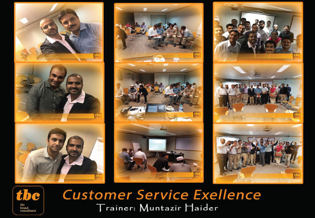 Customer Service Excellence @ Oxford University Press - Lahore