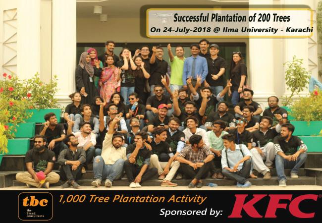 Day 1: 200 Plantation