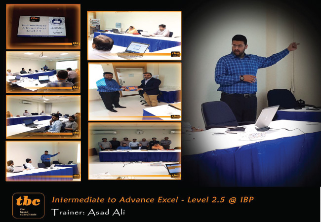 Intermediate to Advance Excel 2.5