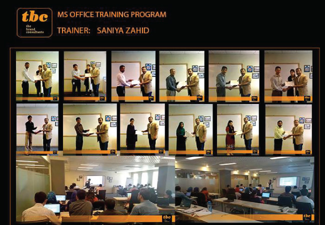 MS Office Training Program