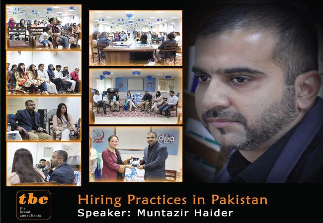 Panel Discussion: Hiring Practices in Pakistan