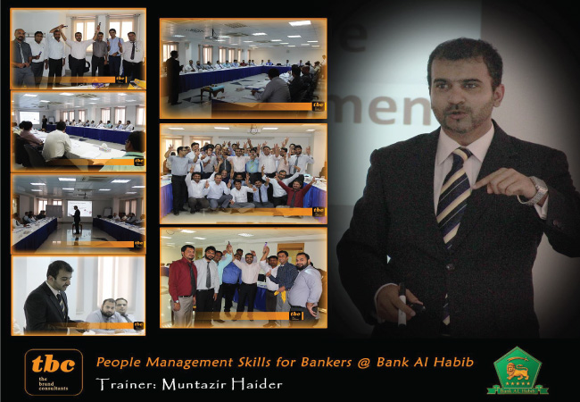 People Management Skills @ Bank Al Habib