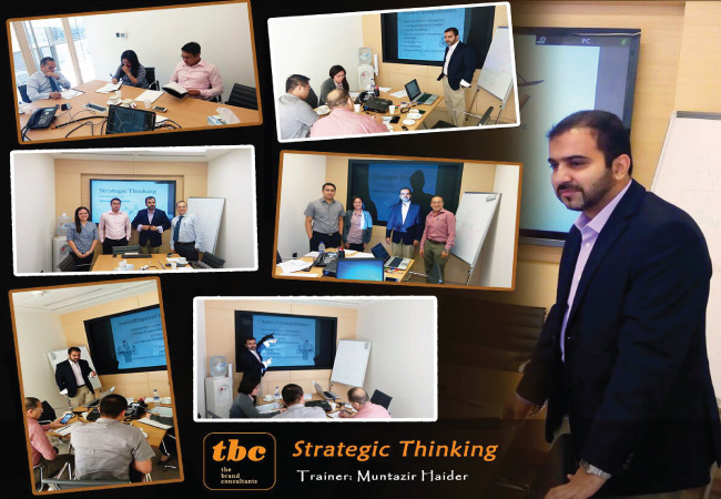 Strategic Thinking & Planning