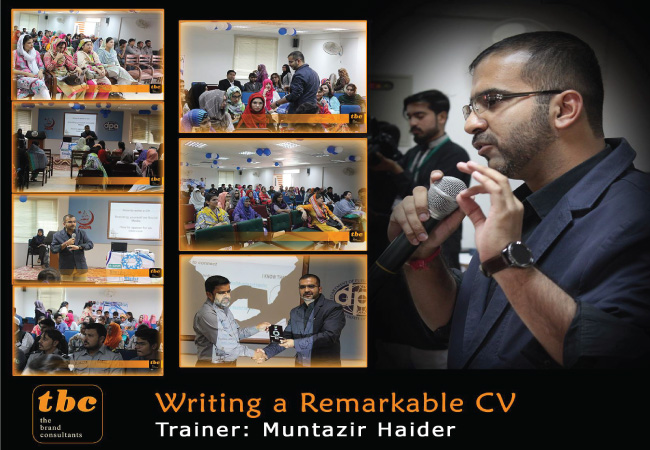 Writing a Remarkable CV